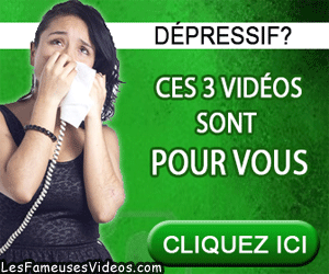 STOP LA DEPRESSION !