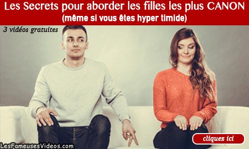 LES SECRETS POUR ABORDER LES PLUS BELLES FILLES