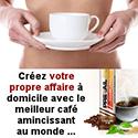 UN BON CAFE POUR MAIGRIR... ET GAGNER DE L'ARGENT !