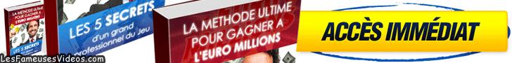 JOUEZ, GAGNEZ A L'EURO MILLIONS