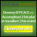 Efficacite Maximale