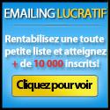 Emailing Lucratif